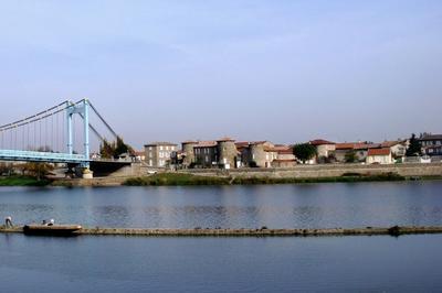 Visites Commentées Le Long Du Rhône à Sablons