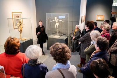 Visites Commentées Les Femmes Artistes Dans Les Collections Du Musée à Brest