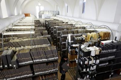 Visites-conférences «  Les Métiers Des Archives » à Cahors