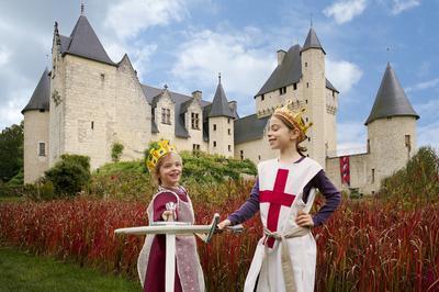 Visites Costumées Du Château à Lemere