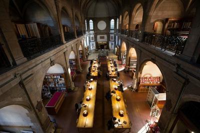 Visites De La Chapelle Et De L'exposition À La Bibliothèque Patrimoniale Et D'étude De Dijon