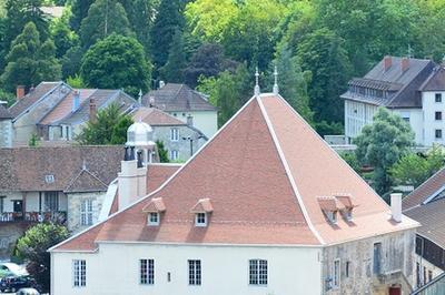 Visites Exceptionnelles De La Charpente De La Maison Du Grand Puits à Salins les Bains