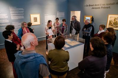 Visites-express De L'exposition Anatomie Du Musée à Brest