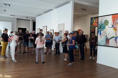 Visites-flash- Musée de L'Abbaye Sainte Croix à Les Sables d'Olonne