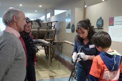 Visites Flash Sur L'histoire Du Négoce Des Vins à Le Pallet