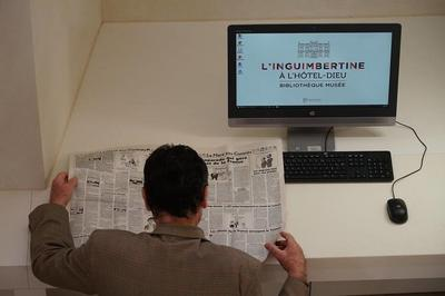 Visites Guidées De La Bibliothèque-musée à Carpentras