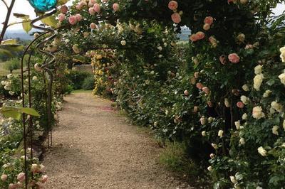 Visites Guidée Des Jardins à Roiffieux