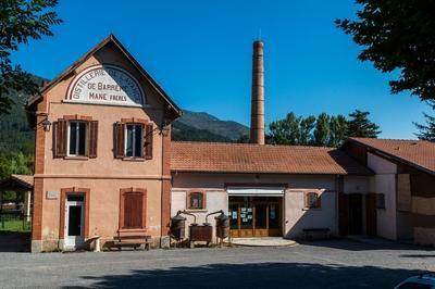 Visites Guidées De L'ancienne Distillerie De Lavande De Barrême à Barreme