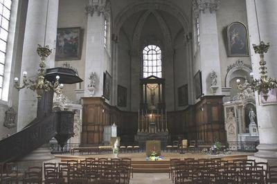 Visites Guidées De L'église à Nancy