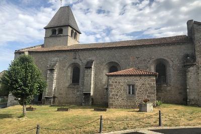 Visites Guidées De L'église à Saint Silvain Bellegarde