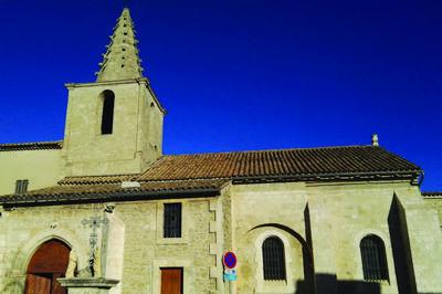 Visites Guidées De L'eglise à Senas