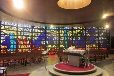 Visites Guidées De L'église Notre-dame-de-czestochowa à Roubaix