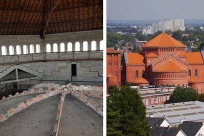 Visites Guidées De L'église Rouge à Nantes