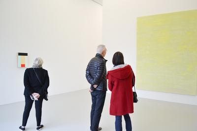 Visites Guidées De L'exposition Contrepoint, Gérard Traquandi & La Donation Albers-honegger à Mouans Sartoux
