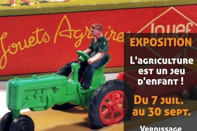 Visites Guidées De L'exposition L'agriculture Est Un Jeu D'enfant ! à Argens