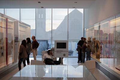 Visites Guidées De L'exposition Permanente D'archea à Louvres