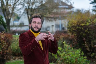 Visites Guidées De Ludovic Füschteilkeit, « Spécialiste Sur Commande » à Villers les Nancy
