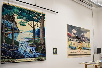 Visites Guidées Des Expositions Et Ateliers Professionnels De La Cité De La Tapisserie à Aubusson