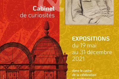 Visites Guidées Des Expositions Temporaires Cabinet De Curiosités & Henry Bauquier, Un Homme D'engagement à Nimes