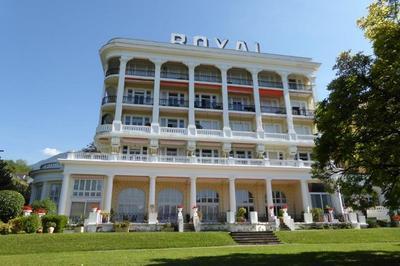Visites Guidées Des Palaces Splendide Et Royal. à Aix les Bains