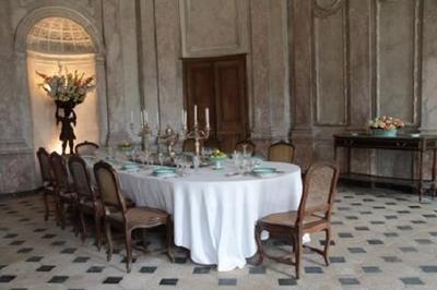 Visites Guidées Du Château Et De Son Exposition Les Arts De La Table Du 18ème S. Jusqu'à Nos Jours... à Quintin