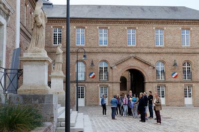 Visites Guidées Du Couvent De La Visitation à Amiens