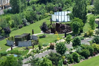 Visites Guidées Du Jardin Des Traces à Uckange
