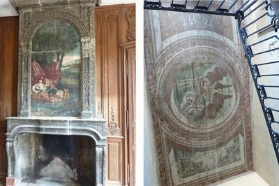 Visites Guidées Du Logis Seigneurial De L'ancien Château De Lisle-en-rigault à Lisle en Rigault