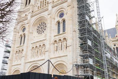 Visites Guidées Et Concerts à La Basilique Saint-donatien à Nantes
