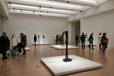 Visites Guidées Exposition Alberto Giacometti, Une Aventure Moderne à Villeneuve d'Ascq