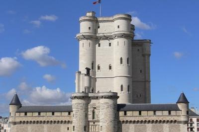 Visites Guidées : Le Château Et Son Histoire Du Moyen Âge Au Xxe Siècle à Vincennes