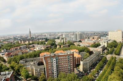 Visites Guidées Vue Panoramique Depuis Les Toits Du 7ème Étage à Lille