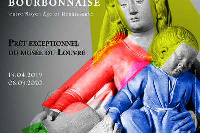 Visites Libres -Sculpture bourbonnaise à Moulins