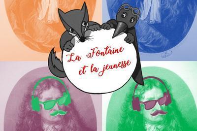 Visites Libres Avec Des Animations La Fontaine Et La Jeunesse à Chateau Thierry