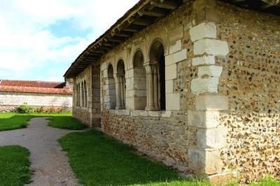 Visites Libres Commentées De L'église Saint-martin à Moussey
