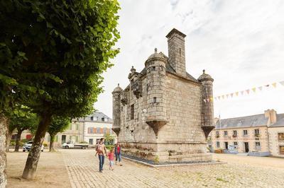 Visites Libres De L'ancienne Prison Seigneuriale à Guerlesquin