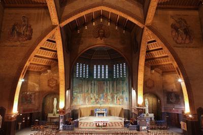 Visites Libres De L'église Saint-louis De Vincennes