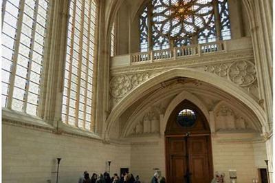 Visites Libres Du Donjon Et De La Sainte-chapelle (château De Vincennes)