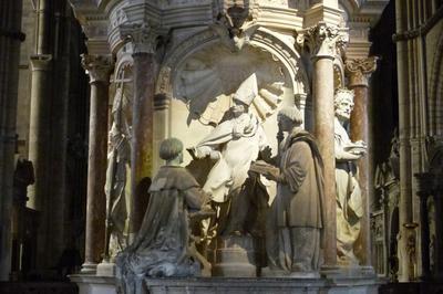 Visites Libres Et Guidées De La Basilique Saint-remi à Reims