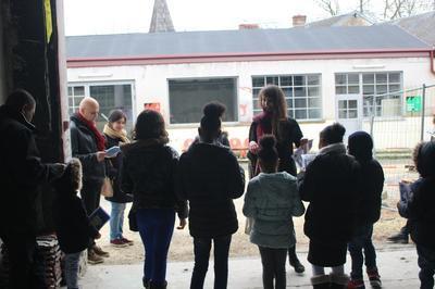 Visites Sonores : Invitation à Plonger Dans Le Quotidien De Ce Lieu, Par L'ouïe à Bourges