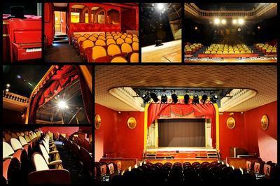 Visites Théâtrales Du Théâtre De L'oeuvre Par La Cie La Criatura à Marseille