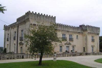 Visitez Le Parc Du Château De Fleurac ! à Nersac