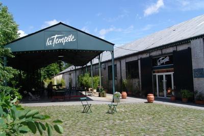 Visitez Les Coulisses Du Théâtre De La Tempête ! à Paris 12ème