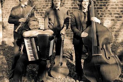 Arnaud Van Lancker Quartet à Neuilly saint Front