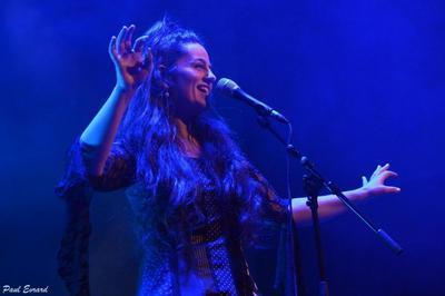 Concert de Kelka à Saint Maur des Fosses