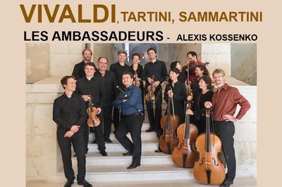 Vivaldi par les ambassadeurs à Poitiers