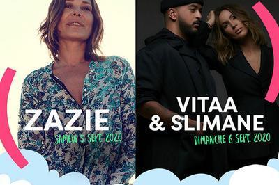 Vitaa & Slimane + Autres Artistes à Mouilleron le Captif