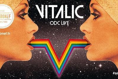 Vitalic - Odc Live + Guest à Lille