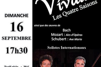 Vivaldi Les 4 Saisons à Chantilly