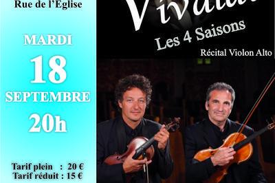Vivaldi - Les Quatre Saisons à Yerres